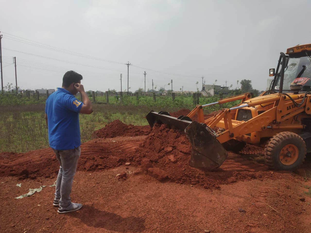Illegal plating in private lands near Indraprastha was banned.