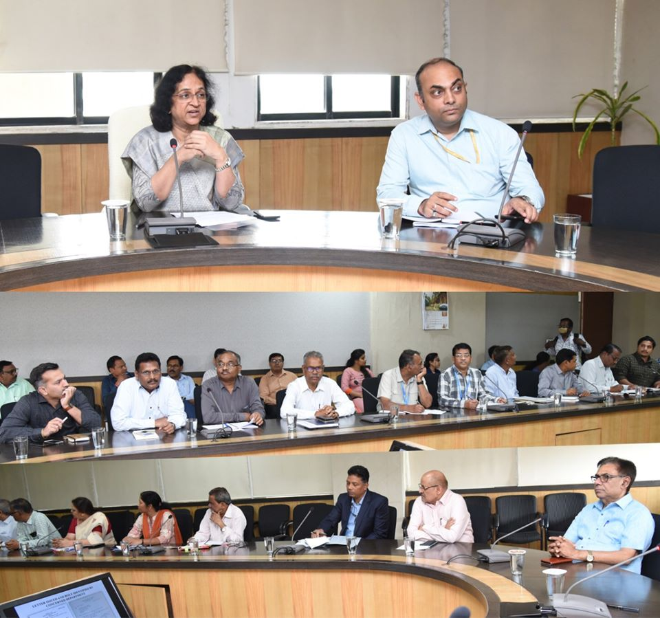 State Disaster Management Authority meeting