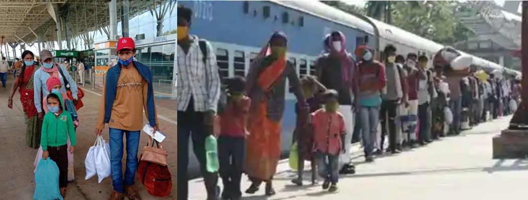 So far 3 lakh 75 thousand migrant workers and others have returned safely to Chhattisgarh