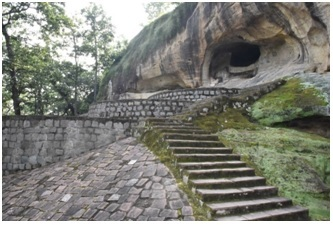 Ramgarh is a symbol of archaeological and cultural dignity of Chhattisgarh