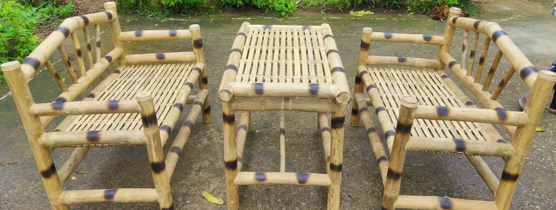 Bamboo crafts will be seen in Garhkaleva - Handicrafts Development Board launches a new series of furniture