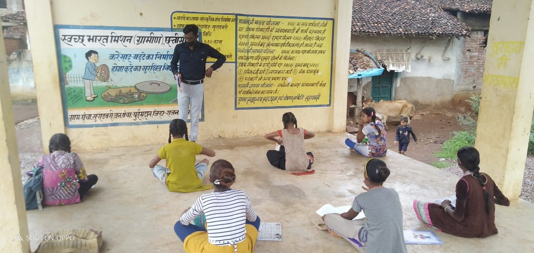 NITI Aayog lauds innovation of education in Rajnandgaon district