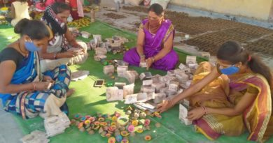 Assistance in marketing of product of women groups, administration initiative to give platform to women