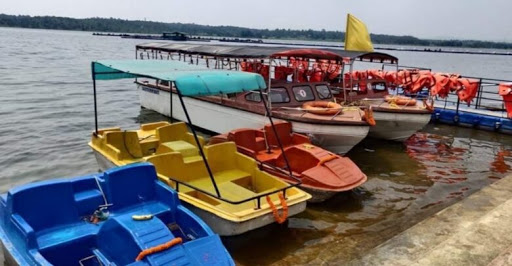 Water tourism and amritadhara adventure activity will boost tourism in Jhumka