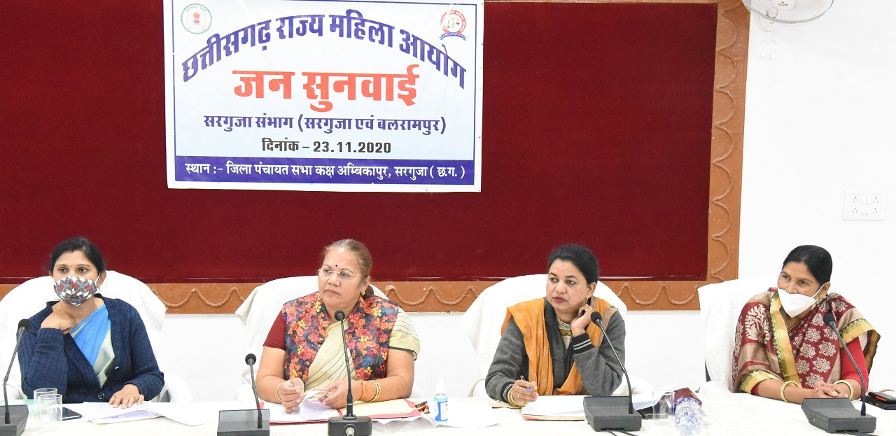 There will be no injustice to any victimized woman - Dr. Kiranmayi Nayak