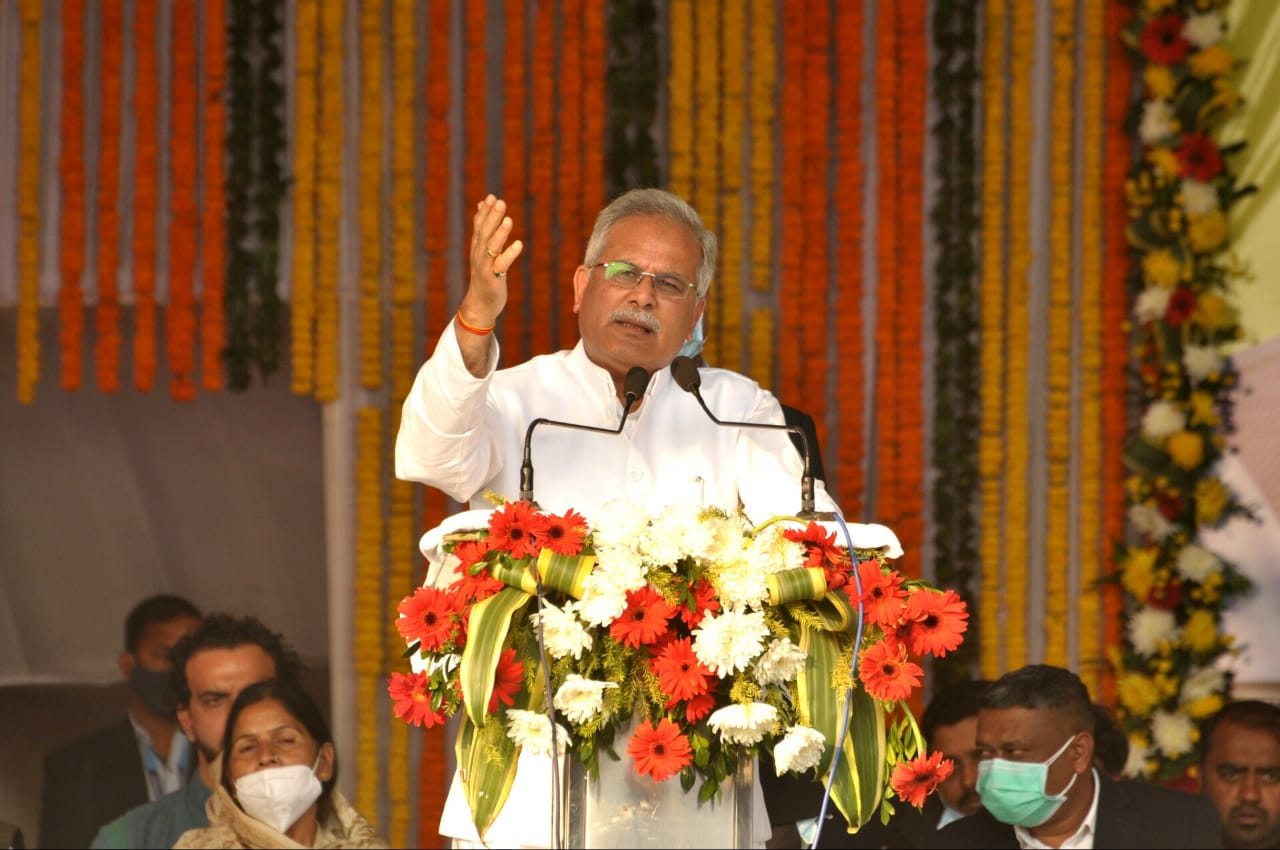 CM announces opening of Horticulture College in Sitapur and Biodiversity Park in Mainpat in Ambikapur General Assembly