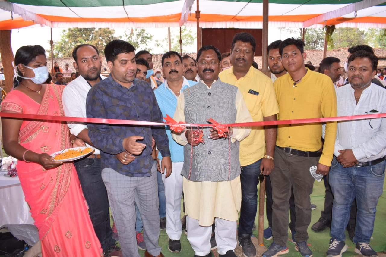 Food Minister inaugurates photo exhibition cum information camp